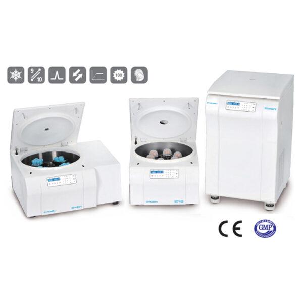 Hi-Speed centrifuge 1248/1248R/1236R